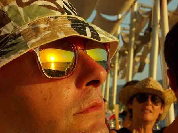 Tristan in Ibiza