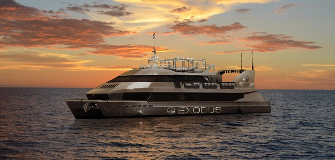 Exodus Ibiza New Party Boat