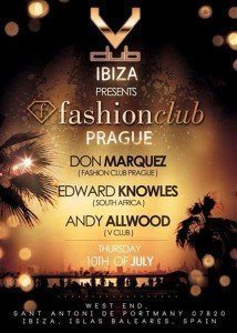 Dj Ed Knowles Ibiza Gigs