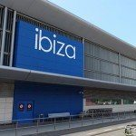 Arriving at Ibiza Airport