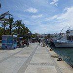 The waterfront San Antonio Ibiza