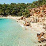 Cala Saladeta Ibiza
