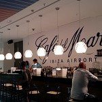 Cafe del Mar Lounge Ibiza Airport