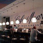 Cafe del Mar Lounge Ibiza Airport
