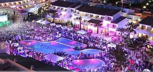 Ushuaia Playa den Bossa Ibiza