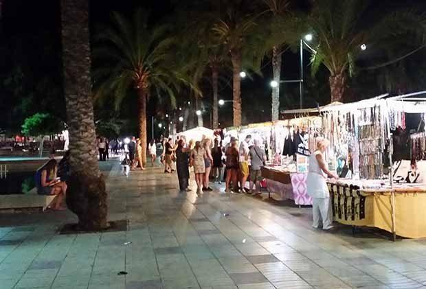 San Antonio evening craft market is on the move