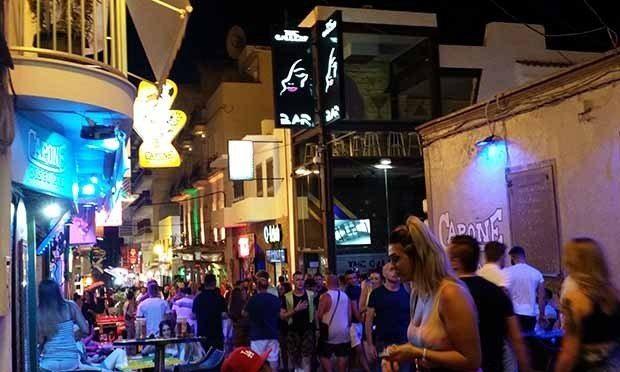 San Antonio Ibiza Crackdown Update