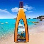 Hierbas Ibiza in a bottle