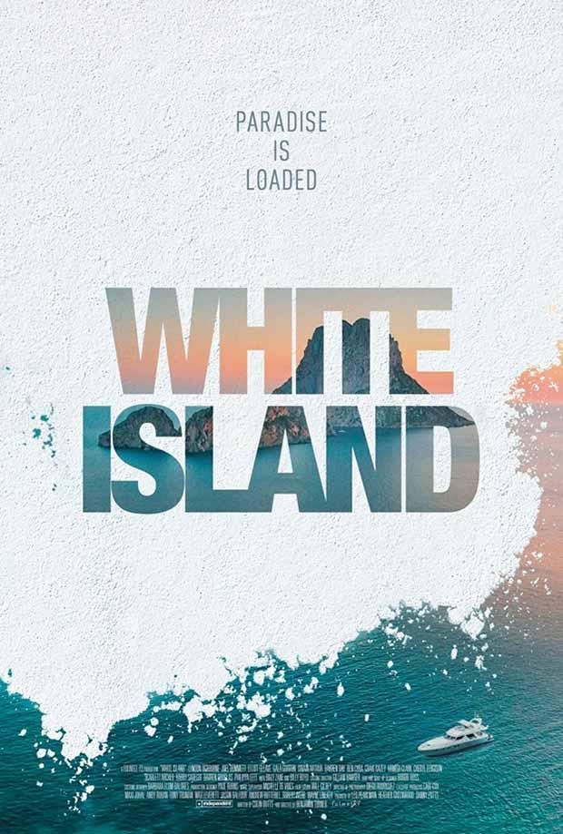 White Island a movie set in Ibiza