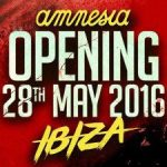 Amnesia Opening Party 2016