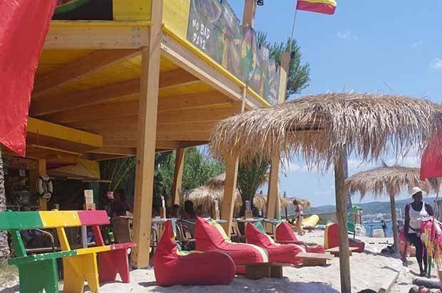 Reggae Reggae beach well worth seaking out, truly beautiful