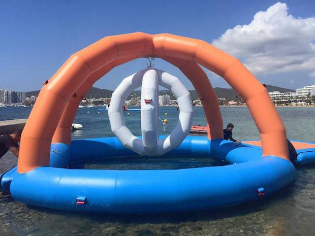 The Atom part of the new Ocean Mania course for 2016