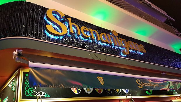 Shenanigans Ibiza opened its doors in the West End of San Antonio