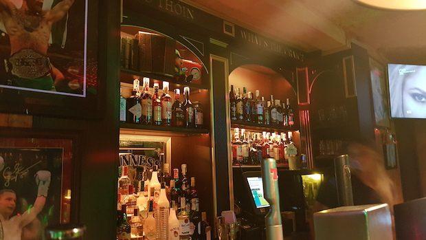 Shenanigans Ibiza Irish Pub in the West End San Antonio Ibiza