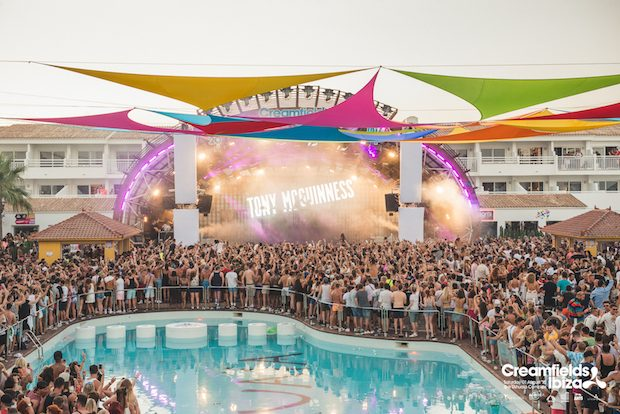 Creamfields Ibiza at Ushuaia in 2015 returns to Space for 2016