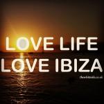 Love Life Love Ibiza the white isle