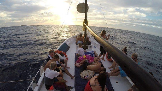 A relaxed cruise with Chilli Pepper Charters San Antonio Ibiza