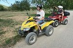 Quad bike tour Ibiza