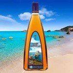 Hierbas Ibiza in a bottle